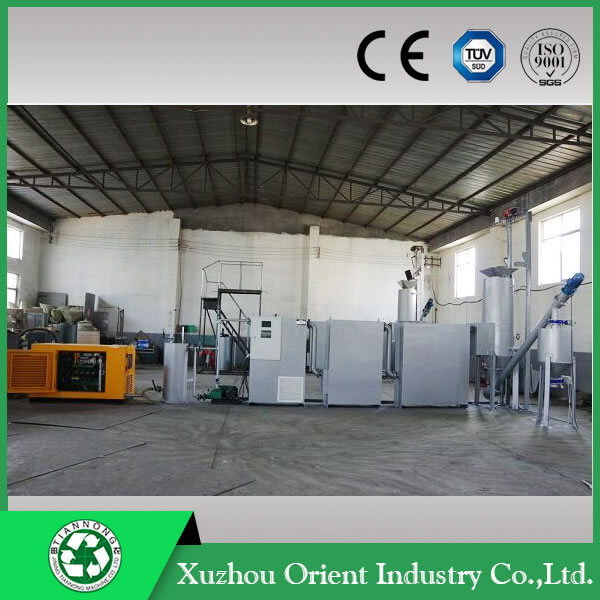 Perfect biomass gasifier