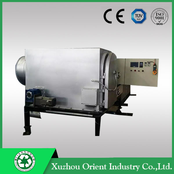 Made in China Popular design Birch Wood Pellet Burner connect with Dryer for sale