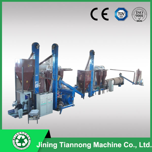 TN-orient  industrial wood pellet machine