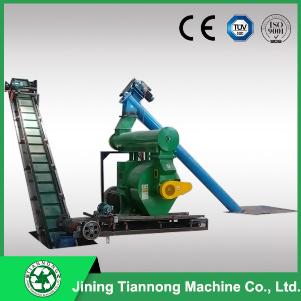 Factory price automatic complete wood pellet production line