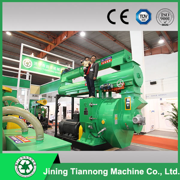 Biomass pellet machine China made