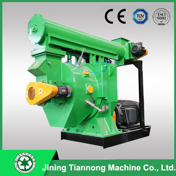 Wood pellet machine China market