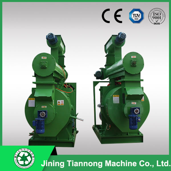 China wood biomass pellet mill