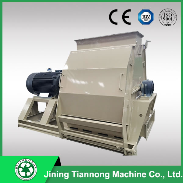 Hammer mill for sawdust